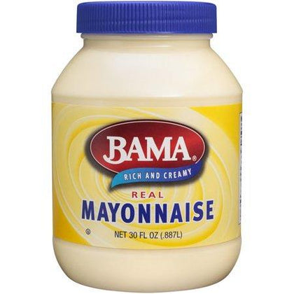 BAMA REAL MAYONNAISE 887ML