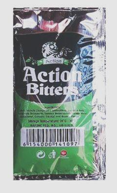 ACTION BITTERS SACHET 5CL