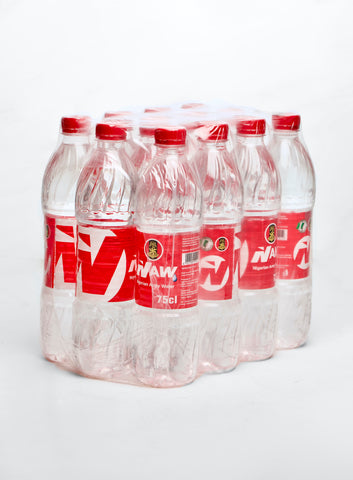 PACK NAW WATER 75CL