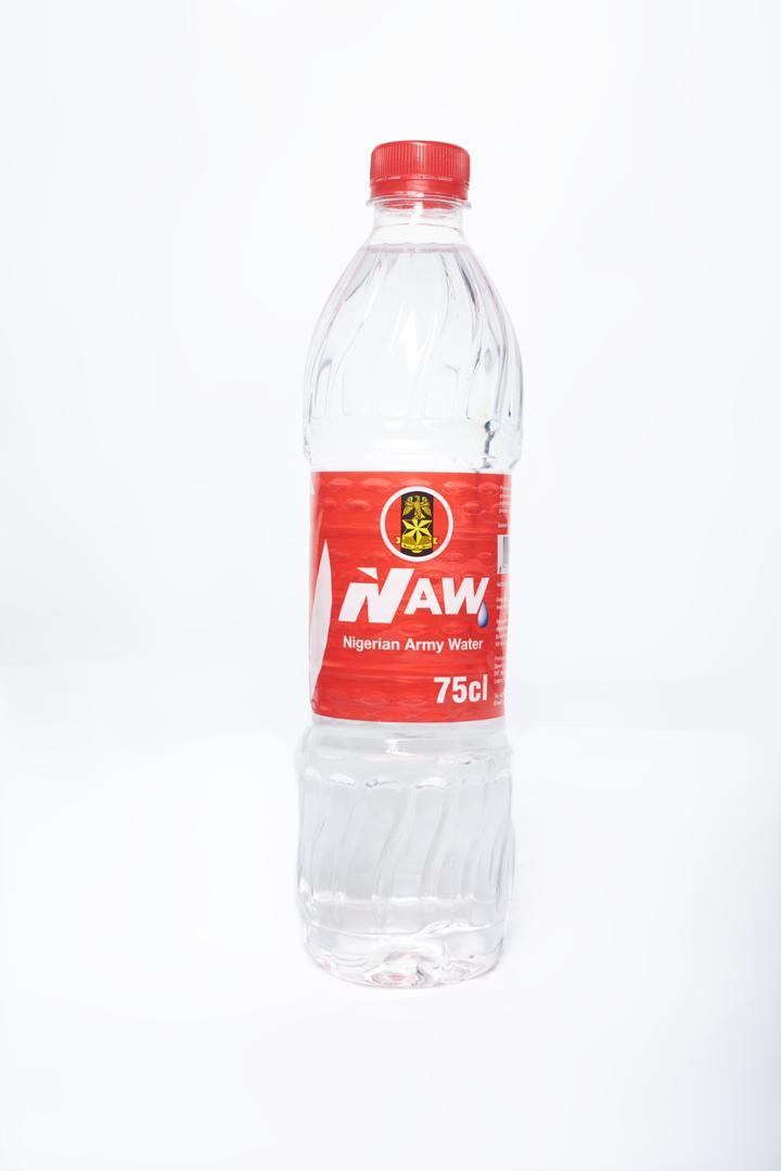 NAW WATER 75CL