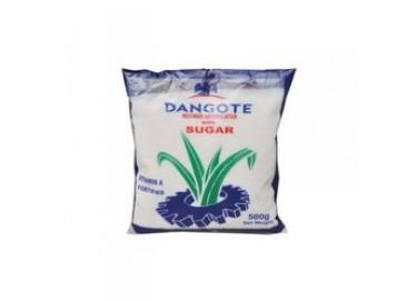 DANGOTE  REFINED GRANULATED WHITE SUGAR 500G