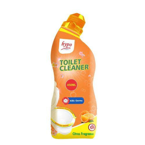 HYPO CITRUS FRAGRANCE TOILET CLEANER  450ML
