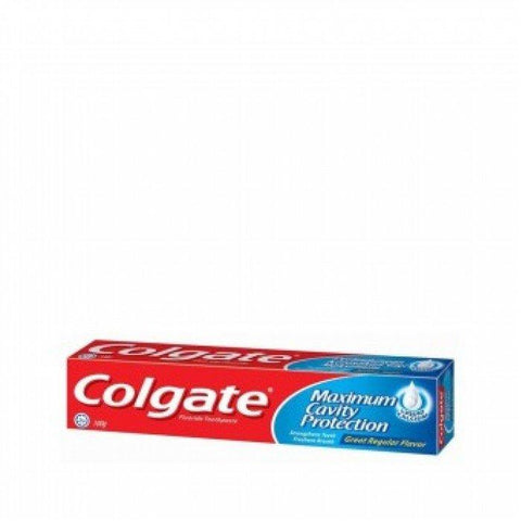 COLGATE MAXIMUM CAVITY PROTECTION PLUS SUGAR ACID TOOTHPASTE 100ml
