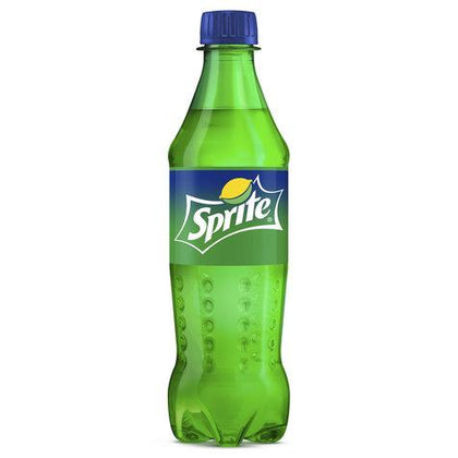 SPRITE LEMON-LIME FLAVOURED PET 50CL