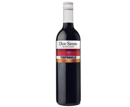 DON SIMON SELECTION TEMPRANILLO RED WINE 75CL