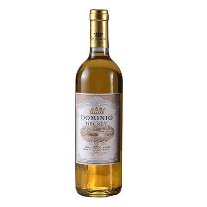 DOMINIO DEL REY VINO BLANCO WHITE WINE 75CL