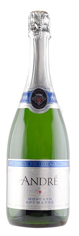 ANDRE MOSCATO SPUMANTE 750ML