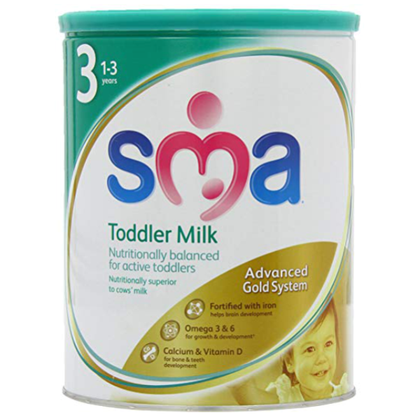 SMA GOLD 3 TODDLER CAN 400G