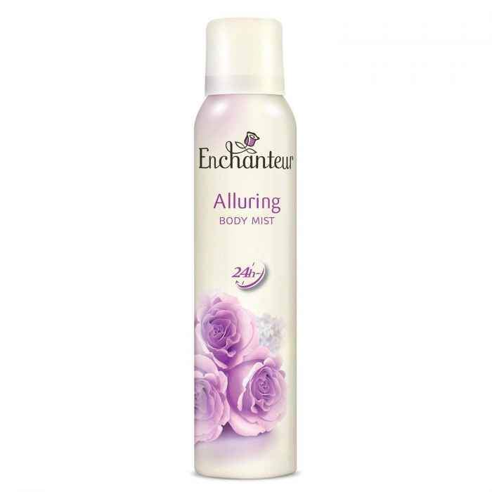 ENCHANTEUR BODY SPRAY ALLURING 150ML