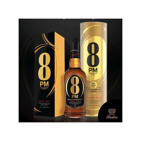 8PM GRAIN BLENDED WHISKY 750ML