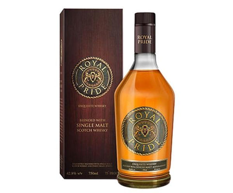 ROYAL SCOTTISH PRIDE WHISKY 180ML