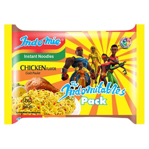 INDOMIE INDOMITABLE CHICKEN FLAVOR 70G