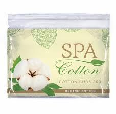 SPA COTTON BUDS ORGANIC 200PCS