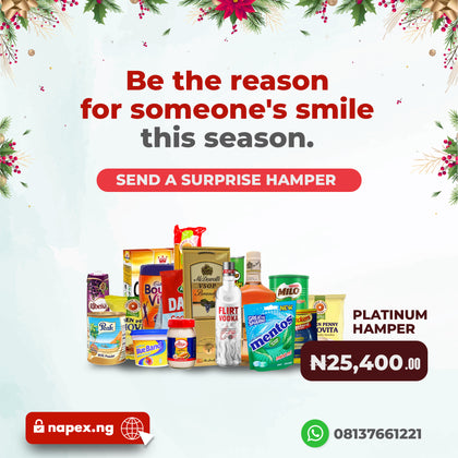 Christmas Hamper - Platinum
