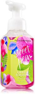 BATH AND BODY WORKS SWEET PEA GENTLE FOAMING HAND SOAP 259ML