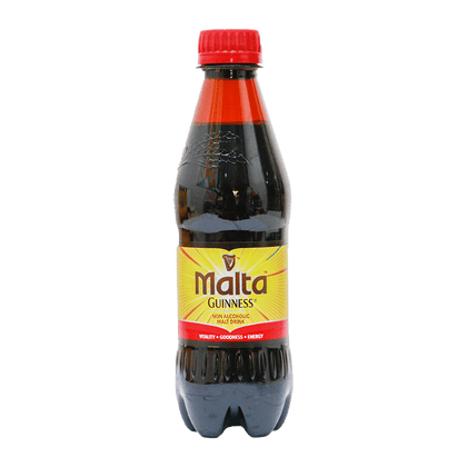 MALTA GUINNESS MALT NON ALCOHOLIC PET 330ML