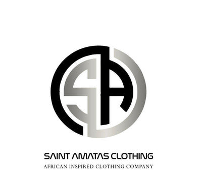 African Clothing - Men's African Print Clothing – Saint-Amatas Clothing