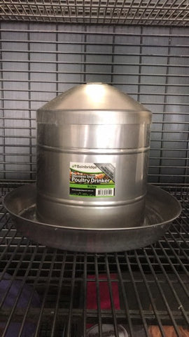 Stainless Steel Waterer