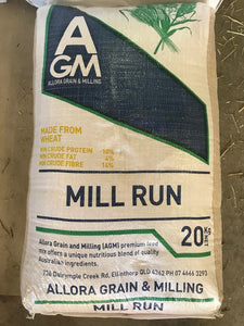 Millrun Powder 20kg Allora