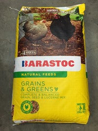 Grains & Greens Barastoc 20kg