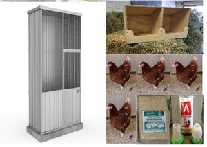 Chook Pen Pack Budget
