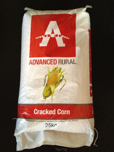 Cracked Corn / Maize 25kg AR