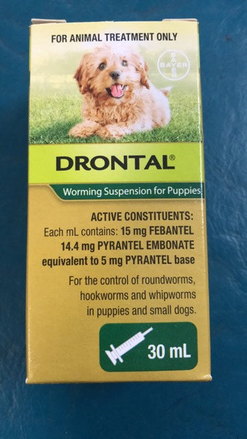 Drontal Puppy Syrup 30ml
