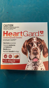 Heartgard Large Dogs