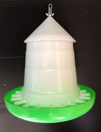 Poultry Feeder with Lid 3kg