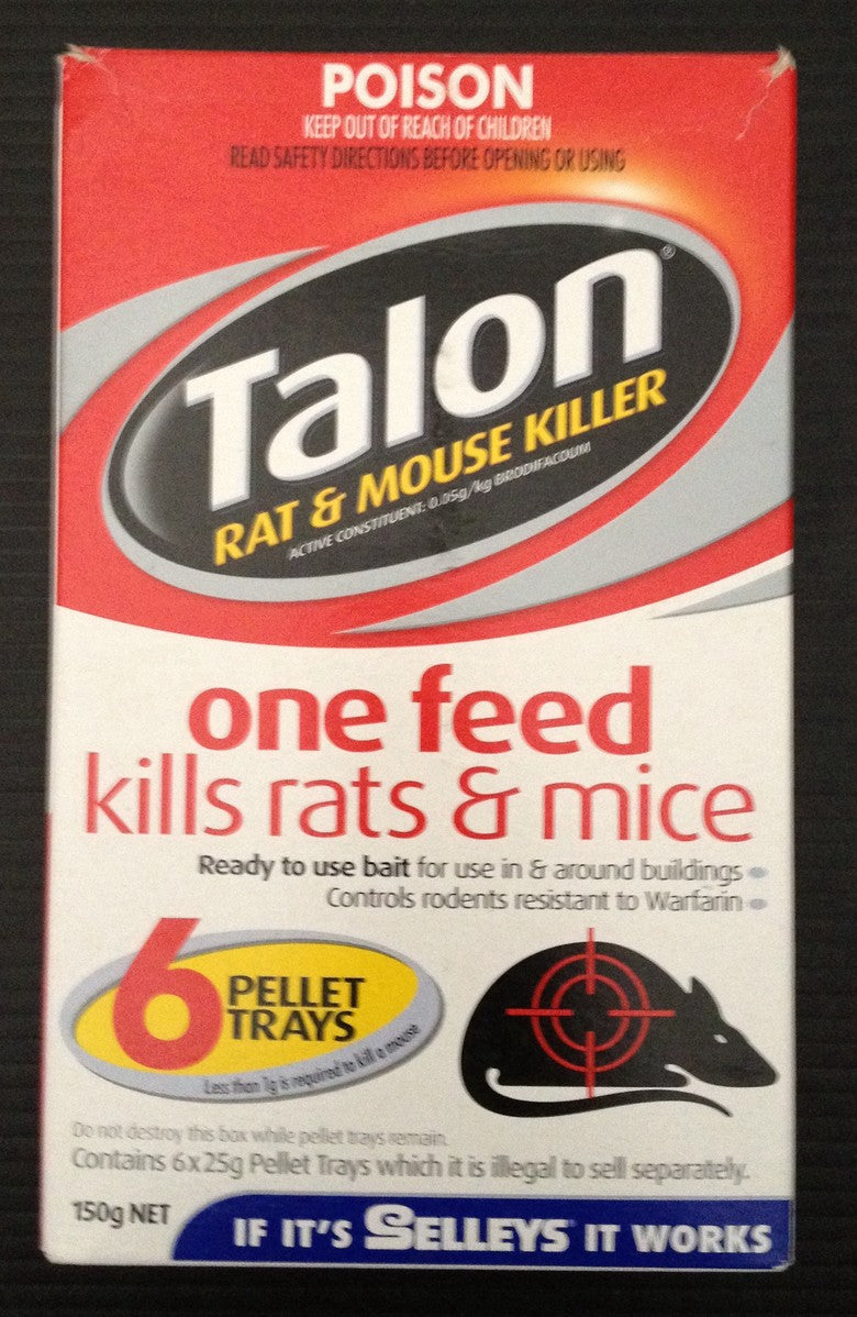 Talon Pellets 150g (6x25g)