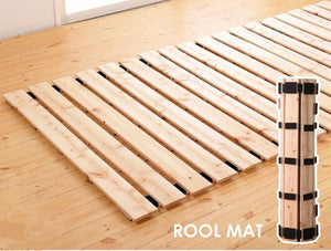 Japanese Style Solid Wood Bed Support Slats For Tatami Bedroom Furniture 800/900/1000/1200/1500mm Size Queen/King Bed Frame