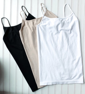 Smoothing Tank Top