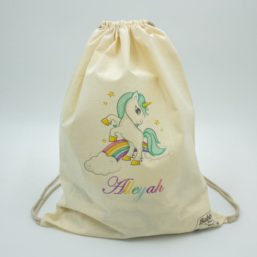 Drawstring Bag - Babba box