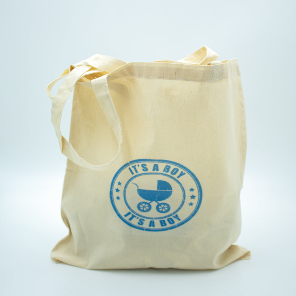 Tote Bag - Babba box