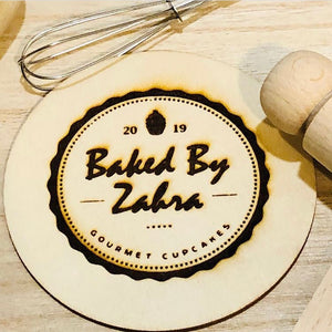 Personalised Baking set by Babbabox co - Babba box