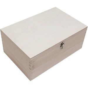 Personalised Wooden King & Queen box by Babbabox - Babba box