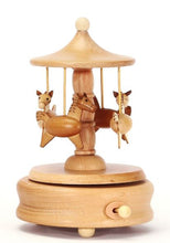 Load image into Gallery viewer, Fairground Horse Carousel: Personalised Carousel by Babba Box Co - Babba box