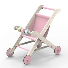 Load image into Gallery viewer, Personalised Moover Stroller - Pink - Babba box