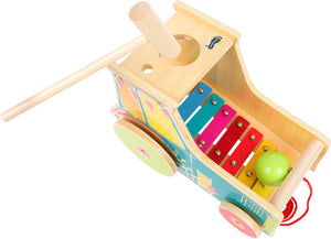 Tractor with Xylophone - Babba box