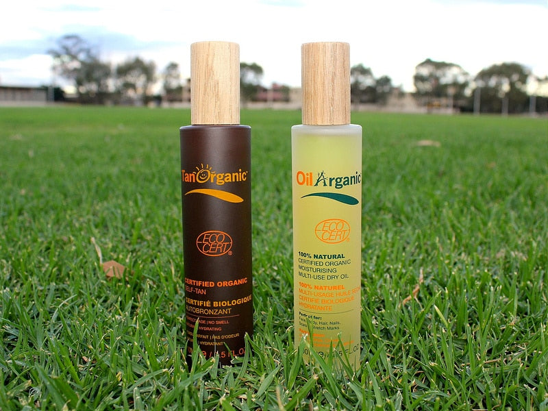 Self Tan Lotion and Multi-Use Dry Oil