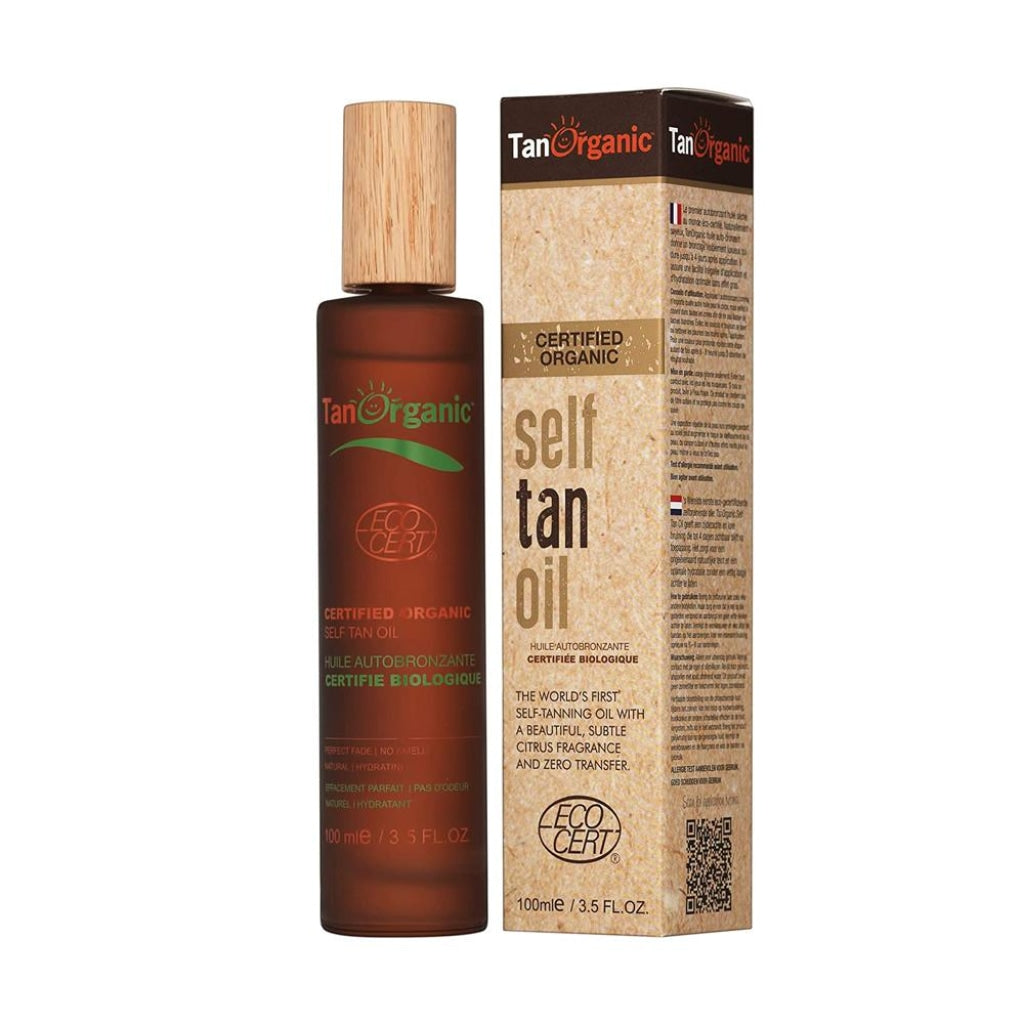 Self-Tan Oil - 100ml - [TanOrganic]