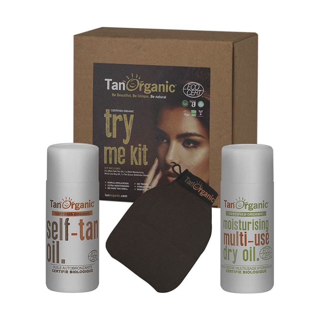 Try Me Kit | TanOrganic Sample Kit - [TanOrganic]