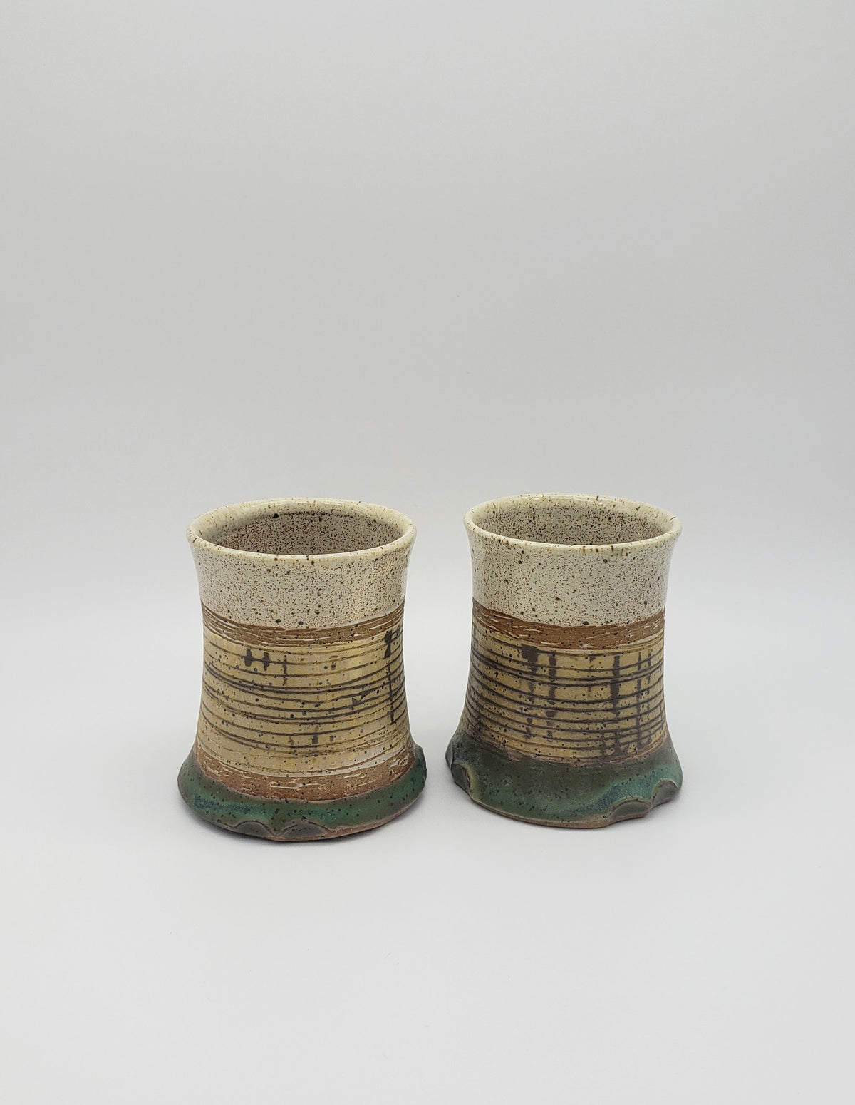 Weathered Pitcher Set