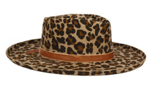 Load image into Gallery viewer, Armani | Wide Brim Fedora Hat with Pencil Curl Brim