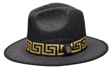 Load image into Gallery viewer, Princeton | Wide Brim Straw Hat