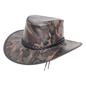 Striker | Crushable Leather Hat