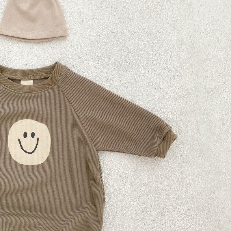 Happy Camper Jumpsuit - Khaki