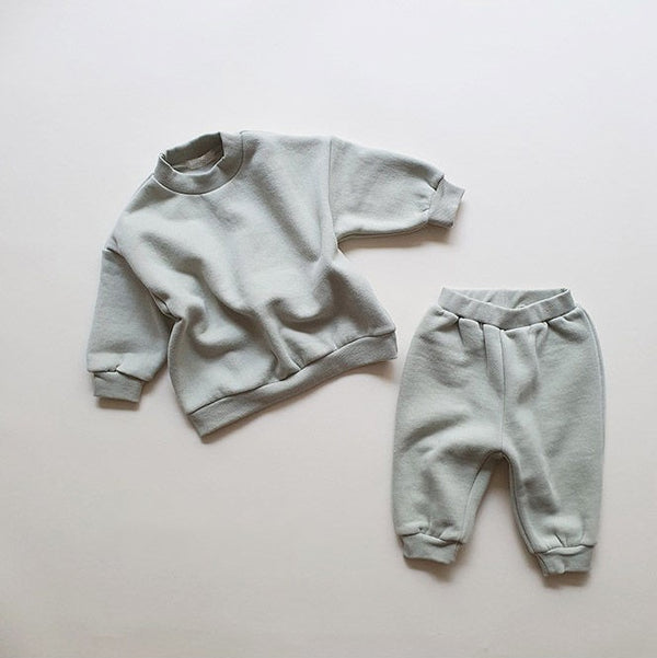 My Cozy Sweat Set - Mint