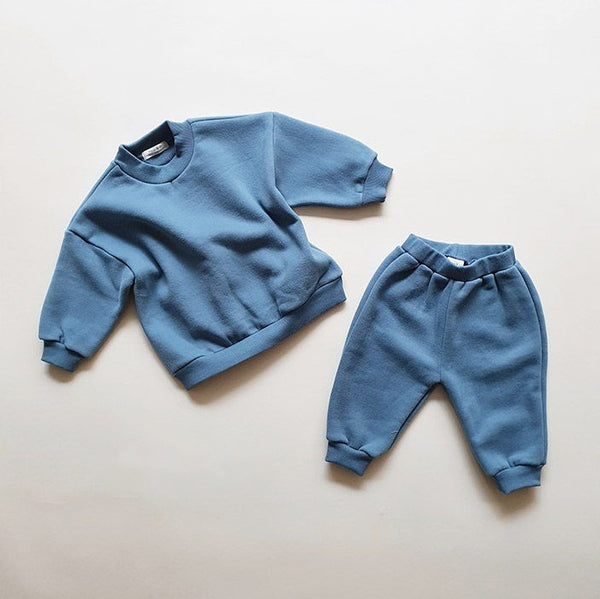 My Cozy Sweat Set - Teal