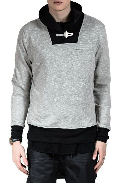 Kollar Williams Sweater - Light Grey